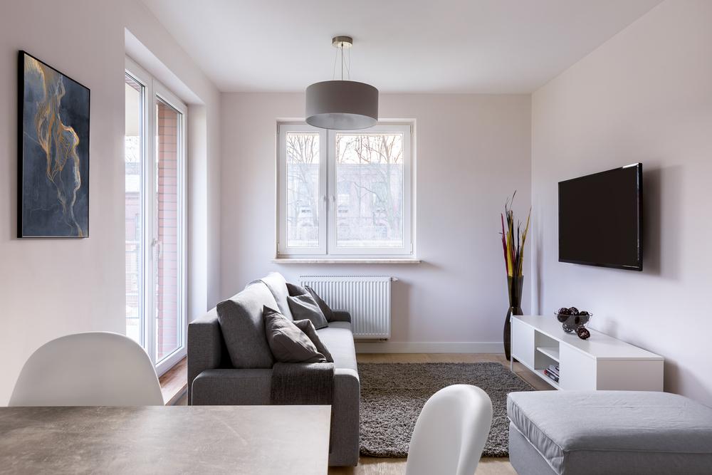 Tips bij een klein appartement inrichten