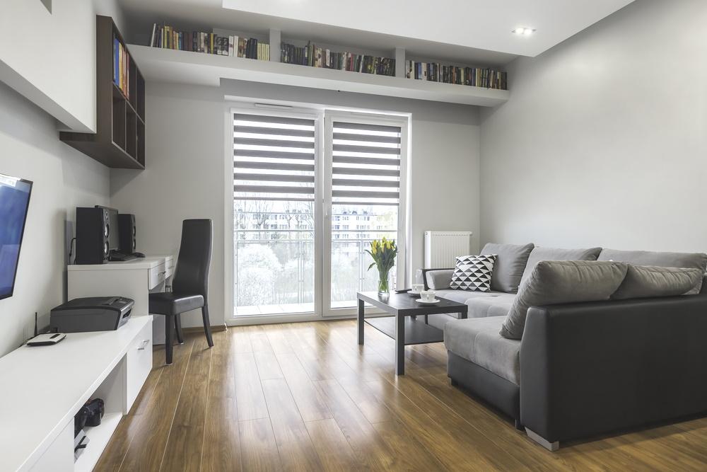 Voldoende opbergruimte is essentieel bij een kleine woonkamer inrichten