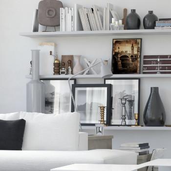 Inspiratie voor een klein appartement inrichten